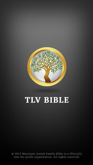 TLV Bible - Tree of Life Version