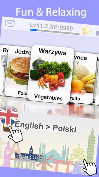 Learn Polish with Baby FlashCard Dictionary by LingoCards Free