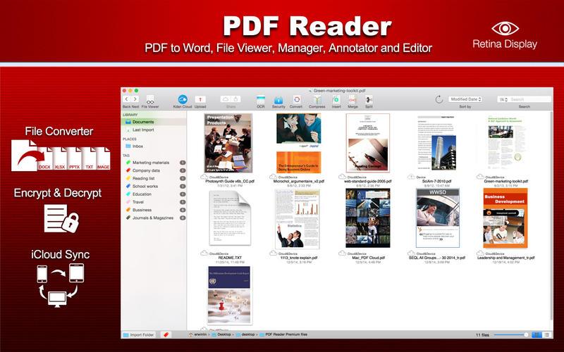 PDF Reader Screenshot - 1