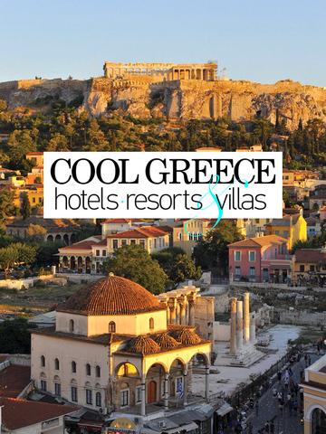 Cool Greece Hotels Resorts Villas RU