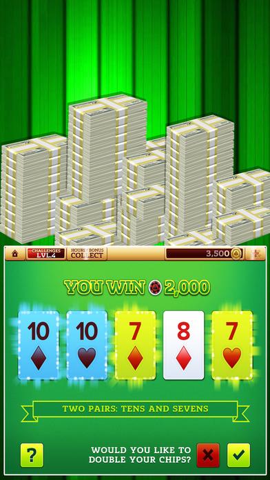 Screenshot 3 X-казино — игровые автоматы, лотереи, блэкджек, кости! Недвижимость Казино действий!