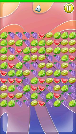 Fruit Puzzle Delight