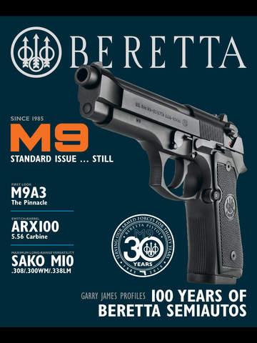 Beretta Magazine