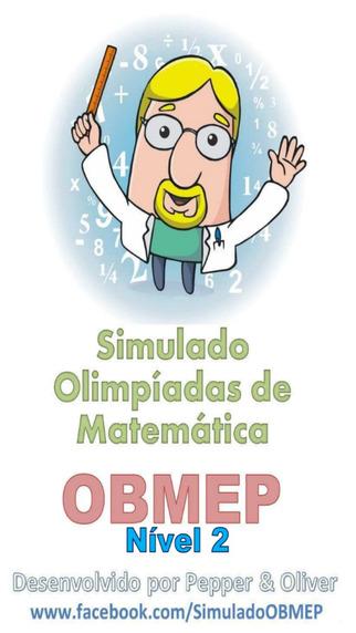 Simulado Olimpíadas de Matemática OBMEP Nível 2