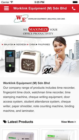Worklink Equipment M Sdn Bhd ~ worklink.com.my
