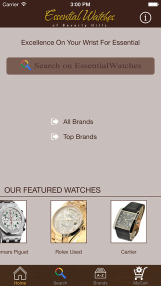 Essential Watches For iPhone