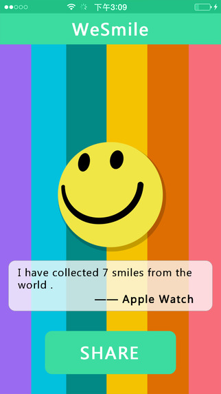 WeSmile — for Apple Watch