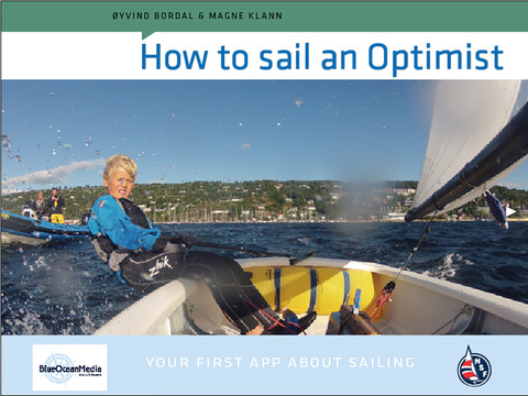 How to sail an Optimist Interactive learning