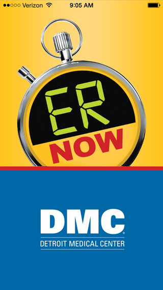 DMC ER Now: Official Detroit Medical Center Emergency Room Wait Times Directions and Healthcare Tool