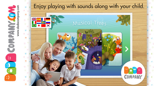 Musical Trees: An interactive music game for children
