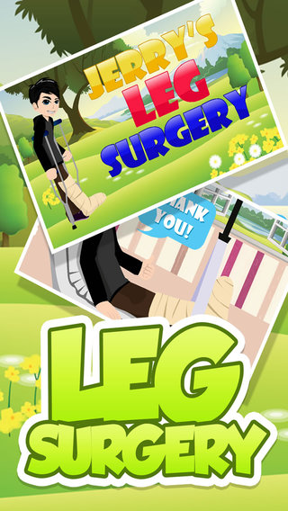 Operate Knee Surgery Games - Hospital doctor