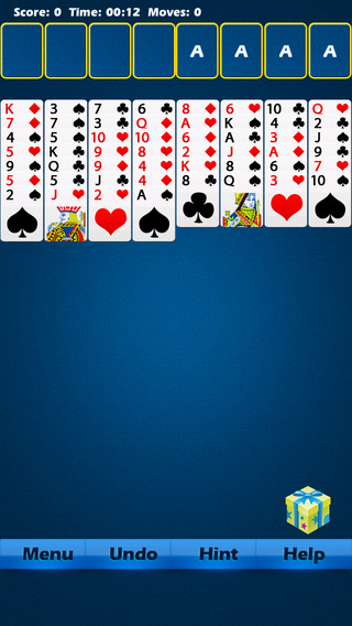 Funny Solitaire Freecell