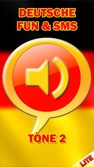 Deutsche Fun und SMS Töne LITE 2