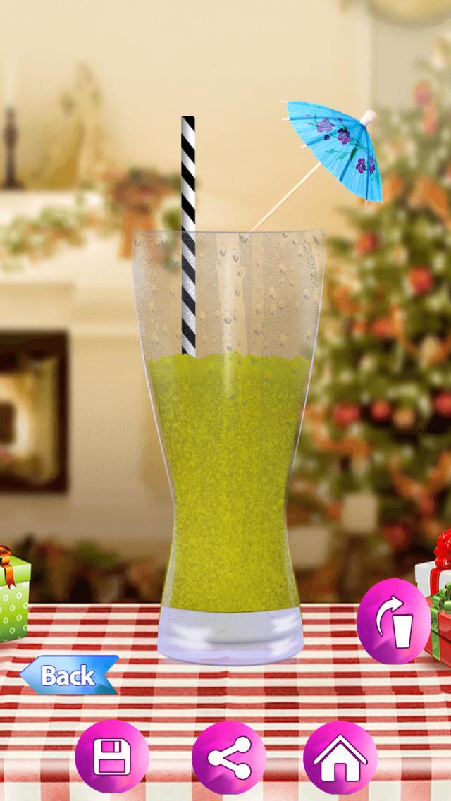 App Shopper: Christmas Special Slushie Maker Pro - awesome smoothie shake making game (Games)