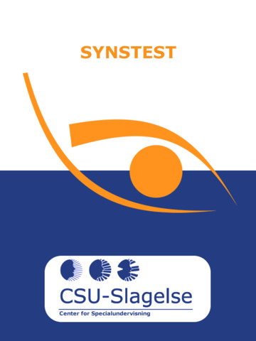 CSU Synstest screenshot 1