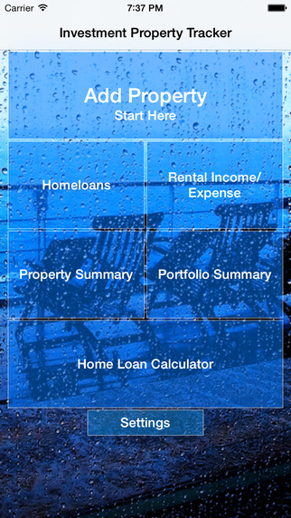 Investment Property Tracker