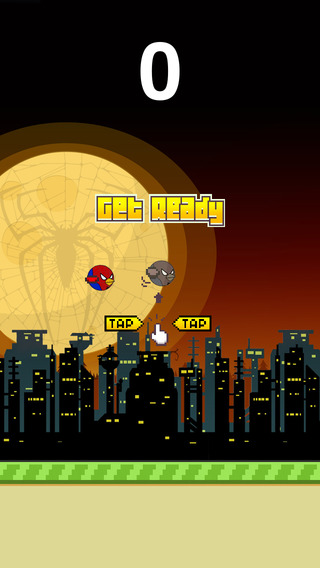 Flappy: for Spiderman