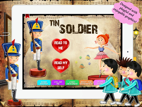 The Tin Soldier for Children by Story Time for Kids
