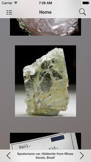 Minerals Guide Pro