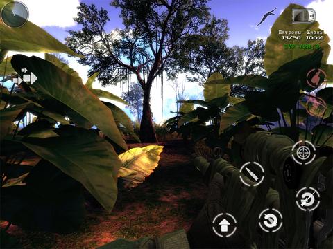 The Lost Lands: Dinosaur Hunter на iPad