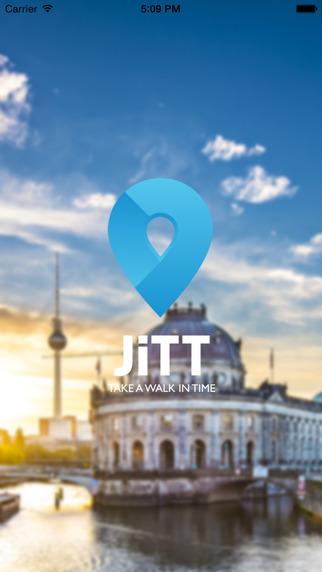 Berlin Guide audio et organisateur de parcours touristiques par JiTT