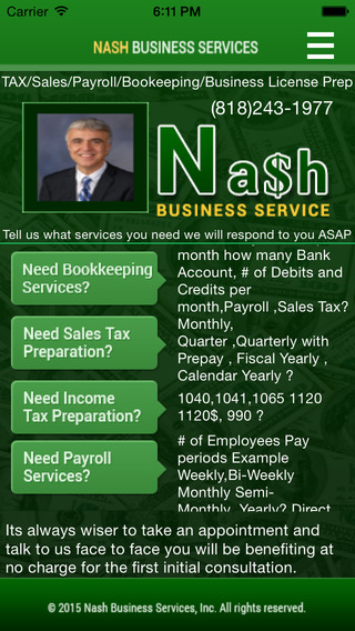 Nash Business Services