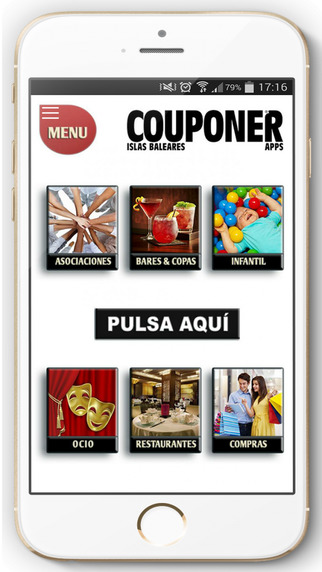COUPONER BALEARES