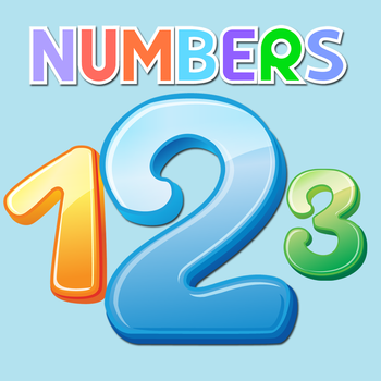 Learn English Education Game For Kids : Learning Count Numbers 教育 App LOGO-APP開箱王