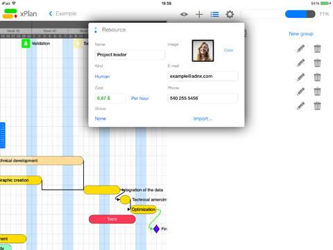 【免費生產應用App】xPlan-APP點子
