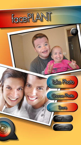 FacePLANT - Insta Pic Juggler Photo Bomb Swap Heads Split Color Chop Superimpose Faces + Awesome IG