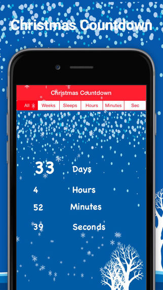 Christmas Countdown and New Year Reminder 2016