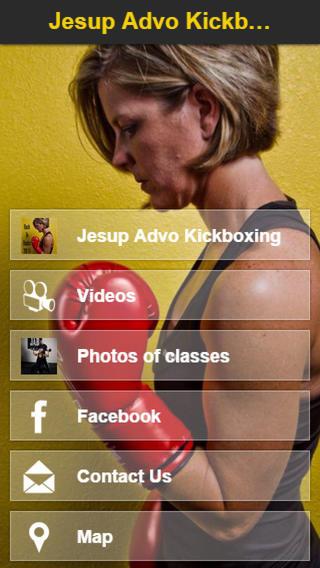 Jesup Advo Kickboxing Fitness
