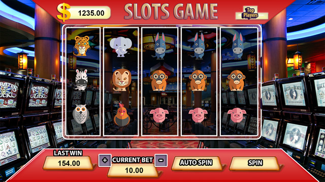 All In Royal Lucky Slots Machines