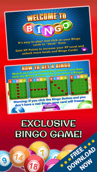 Bingo Sunday - Play Online Casino and Game of Chances for FREE