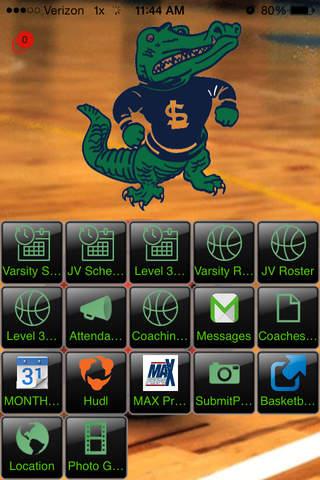 Standley Lake Girls Basketball screenshot 2