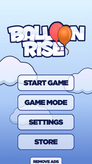 Balloon Rise