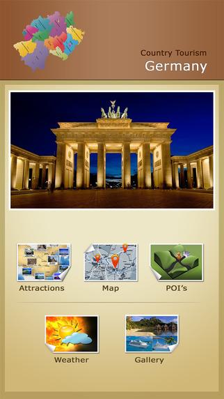 Germany Tourism Choice