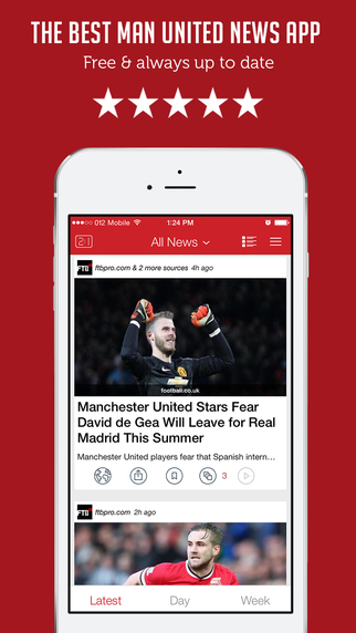 Red Devils News - Stories Live Scores Transfers Rumours for Manchester United