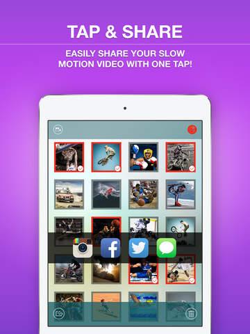 Slow Motion Camera Extreme Screenshots