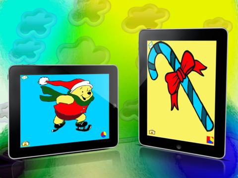 Colouring Fun iPad Screenshot 2