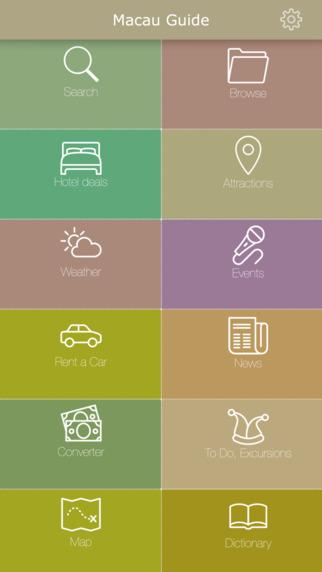 Macao - Macau Guide Events Weather Restaurants Hotels