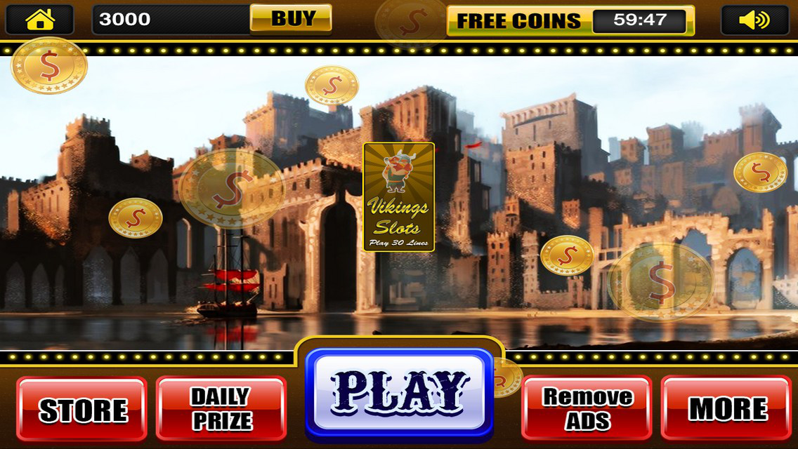 Vikings Fun Slots - Play Free Casino Slot Games