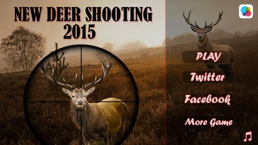 New Deer Shooting 2015 : New Adventure Challenges