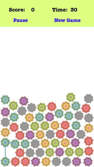 Gravity Petal Plus - Link The Same Color Petals