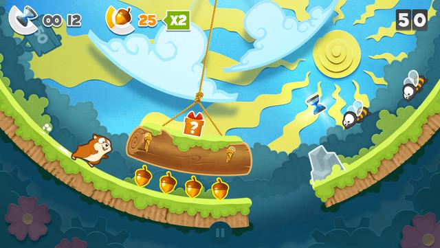 Happymagenta Release New Game 'Hammy Go Round' (via @toucharcade)