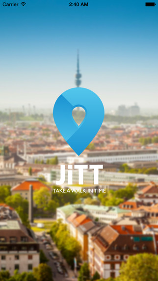 München JiTT Stadtführer Tourenplaner milt Offline-Karten