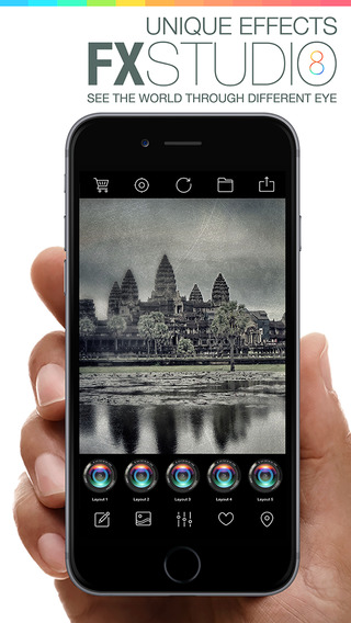 Camera Shot 360 Plus - camera effects filters plus photo editor