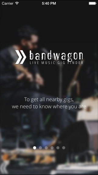Bandwagon - Live music bands and concert guide