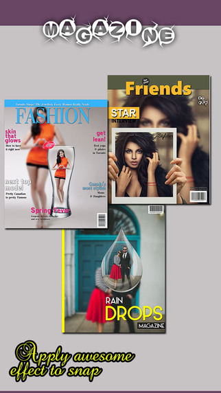 PIP Magazine - Create your own effective and attractive magazine with PIP effect