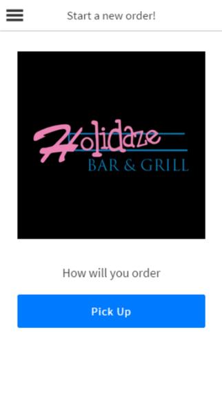 Holidaze Bar Grill